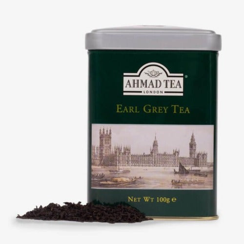 Ahmad Tea Earl Grey Tea 100 Gr ( 3.5 Oz )