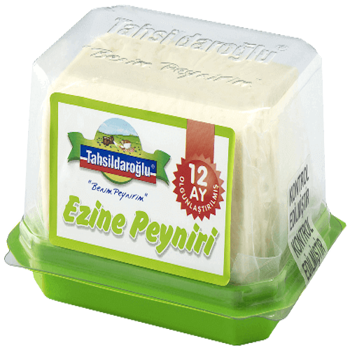 Tahsildaroglu Ezine Sheep Feta Cheese 350 Gr ( 12.3 Oz )