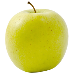 Golden Delicious Apple by LB