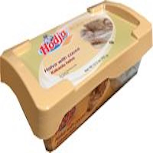 Hodja Lux Halva With Cocoa 350Gr ( 12.3 Oz )