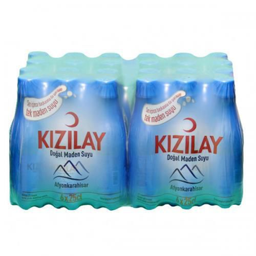 Kizilay Turkish Soda 250ML ( 8.8 Oz ) x 24 Case Pack