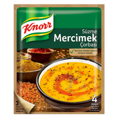 Knorr Red Lentil Soup 76 Gr ( 2.68 Oz )