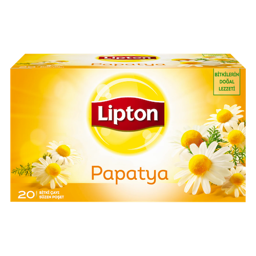 Lipton Chamomile Tea 20 Tea Bag