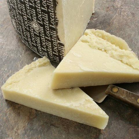 Locatelli Pecorino Romano Cheese - Quarter Wheel  6.8 Kg Ortalama (15 Lbs Approx )
