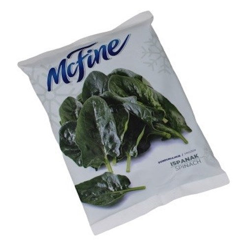 Mcfine Frozen Spinach 450 Gr ( 15.9 Oz )