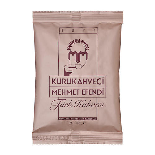 Mehmet Efendi Turkish Coffee 100 Gr ( 3.5 Oz )