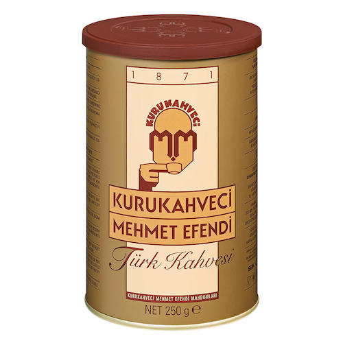 Mehmet Efendi Turkish Coffee 250 Gr ( 8.8 Oz )