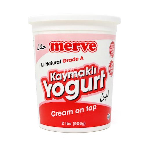 Merve Cream On Top Yoghurt 908 Gr ( 2 Lbs )