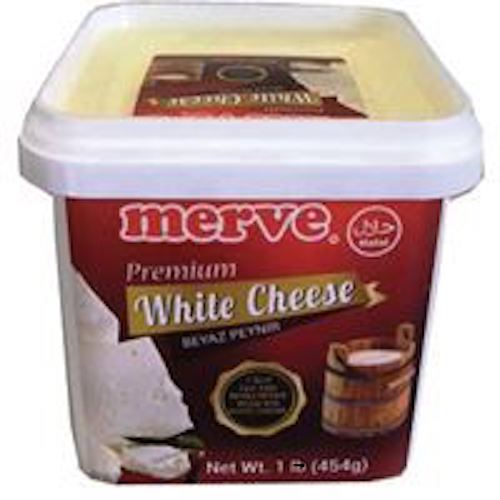 Merve Premium White Cheese 400 Gr ( 14.1 Oz )