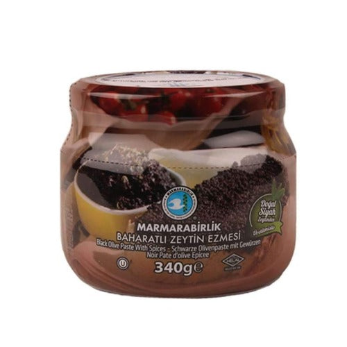 Marmarabirlik Olive Paste Spicy 340 Gr ( 11.9 Oz )