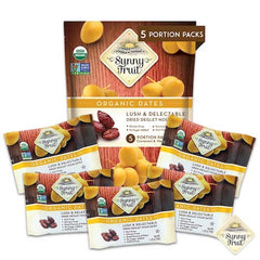 Sunny Fruit Organic Pitted Dates 250 Gr ( 8.8 Oz )