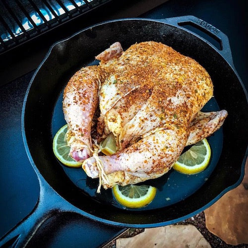 Organic Whole Chicken by LBS