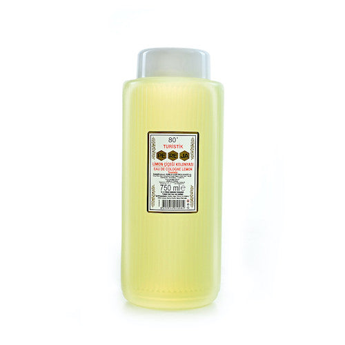 Pereja Lemon Cologne 750 ML ( 25.3 Fl.Oz )