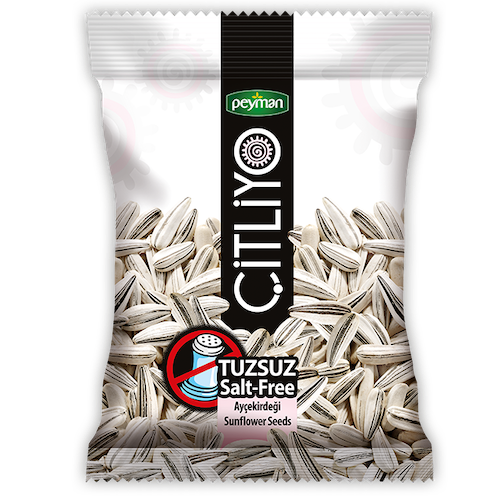 Peyman Citliyo UnSalted Sunflower Seeds 125 Gr ( 4.4 Oz )