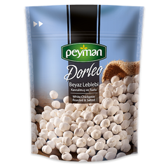 Peyman Dorleo Roasted & Salted White Chickpeas 150 Gr ( 5.3 Oz )