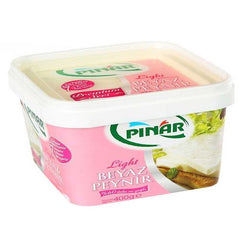 Pinar Light Feta Cheese 400 Gr ( 14.1 Oz )