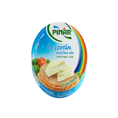 Pinar Triangle Cheese Half Fat 12.5gr X 8 - 100 Gr ( 3.5 Oz )