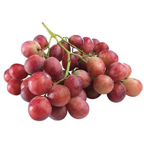 Red Globe Grapes by LBS