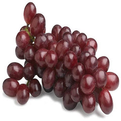 Red Seedless Grapes by LBS