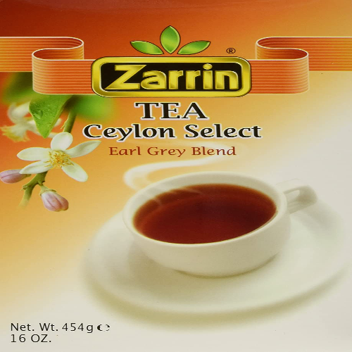 Zarrin Tea Ceylon Select 454 Gr ( 16 oz )