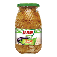 Tamek Roasted Eggplant Salad 510 Gr ( 18 Oz )