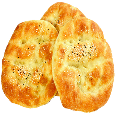 Taskin Turkish Pide Small Size 3 Pack 454 Gr ( 16 Oz )