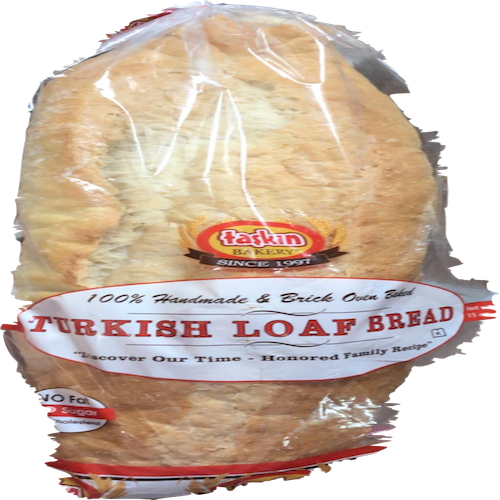 Taskin Turkish Loaf Bread 425 Gr ( 15 Oz )