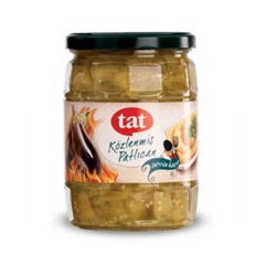 Tat Roasted Eggplant 520 Gr ( 18.3 Oz )