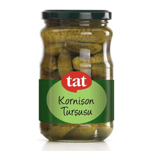 Tat Pickled Cornichons 680 Gr ( 24 Oz )