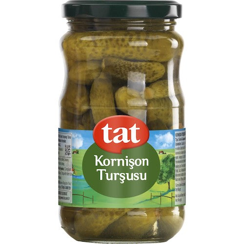 Tat Cornichon Pickles 1650 Gr ( 58 Oz )