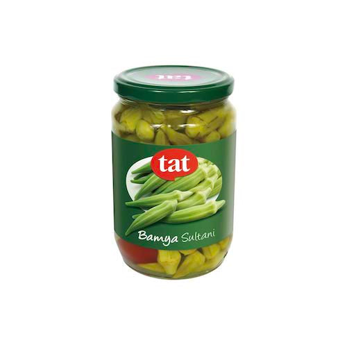 Tat Pointed Okra Sultani 670 Gr ( 23.6 Oz )