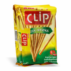 Ulker Clip Pizza Stick 4 Pack Total 200 Gr ( 7 Oz )