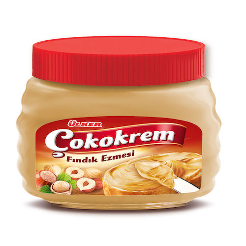 Ulker Cokokrem Golden Hazelnut Spread 350 Gr ( 12.35 Oz )