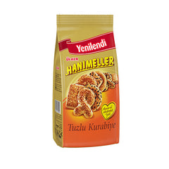 Ulker Hanimeller Salted Cookies Mix 170 GR ( 5.9 Oz )
