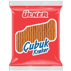 Ulker Salted Stick Cracker 30 Gr ( 1.1 Oz )