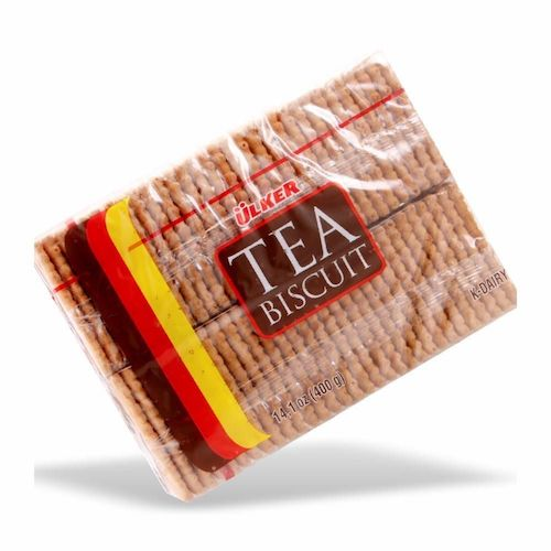 Ulker Tea Biscuit 400 Gr ( 14.1 Oz )