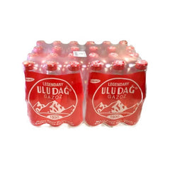 Uludag Turkish Plain Soda 250 Ml x 24 Case Pack