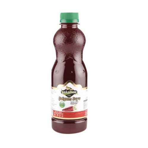 Yakamoz Fermented Mild Black Carrot Juice 330 Ml ( 11.15 Oz )