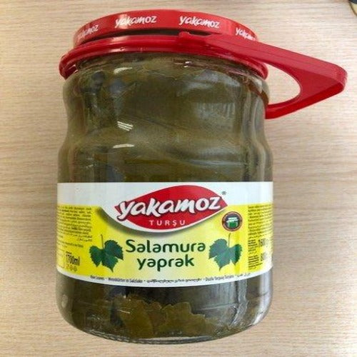 Yakamoz Vine Leaves In Brine 1600 Gr ( 3.52 Lbs )