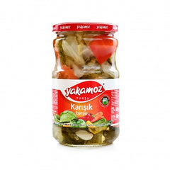 Yakamoz Mixed Pickles 680 Gr ( 24 Oz )