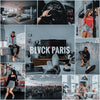 BLVCK PARIS - (3) Lightroom presets - EZ PRESETS