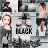 Black -(2) Lightroom presets - EZ PRESETS