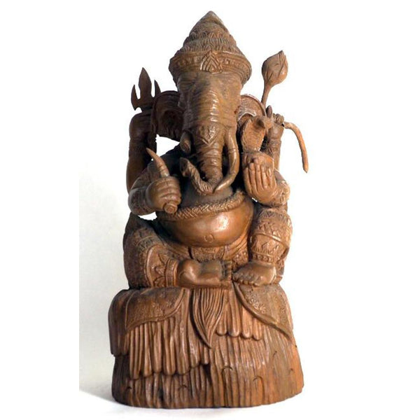 Ganesh Teak Wood