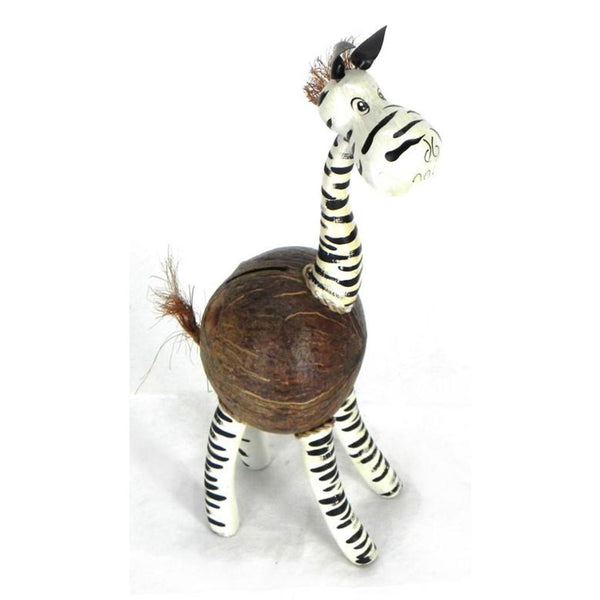 Bank-Coconut Zebra