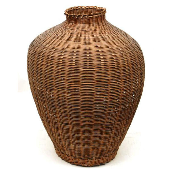 Cane Basket-133 natural