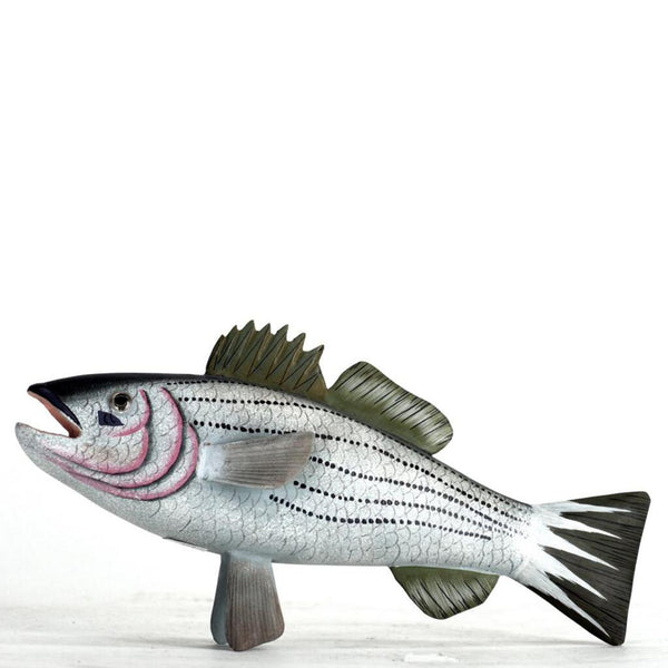 Fish-Stripped Bass