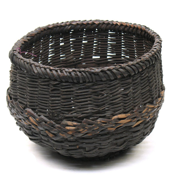 Rattan Basket-156 black