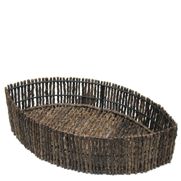 Sugar Palm Basket-BL103