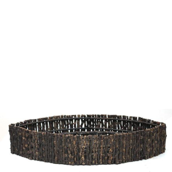 Sugar Palm Basket-BS103