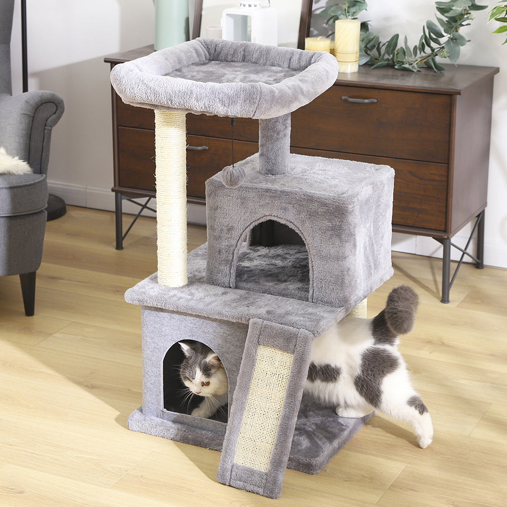 Cat Tree Condo House